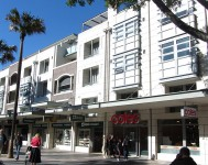 The Corsoleil, Manly