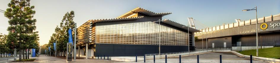 Netball Central, Sydney Olympic Park
