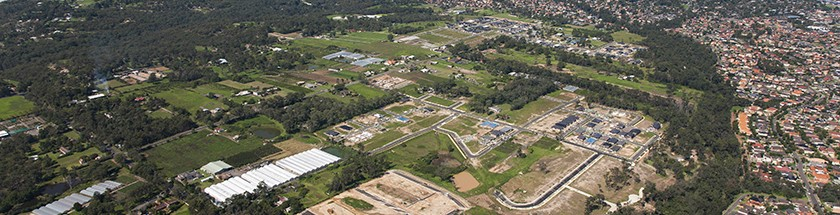 Defence Housing Authority, Kellyville & Randwick