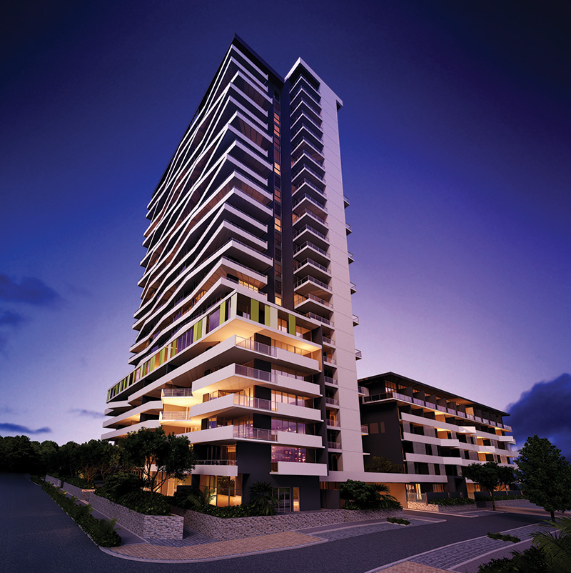 Harbor View Apartments: Village Quay Harbour Views And VQ Bayside, Rhodes