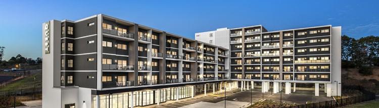 Quest Apartment Bella Vista complete