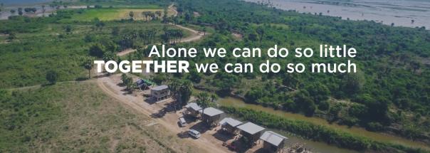 Building hope in Cambodia